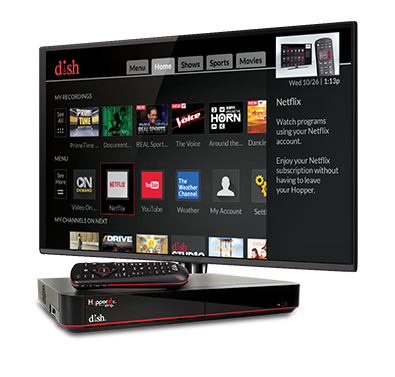 The Hopper - Voice remotes and DVR - Donalsonville, Georgia - A-1 Satellite Center, Inc. - DISH Authorized Retailer