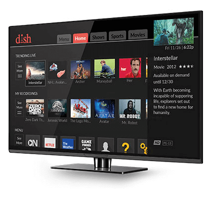 Watch Movies On Demand with The Hopper - Donalsonville, Georgia - A-1 Satellite Center, Inc. - DISH Authorized Retailer